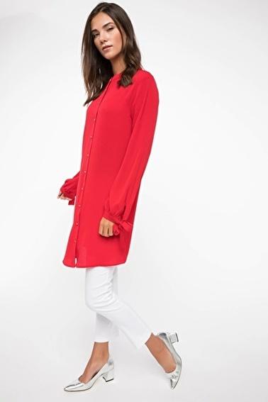 DeFacto Tunik Kırmızı